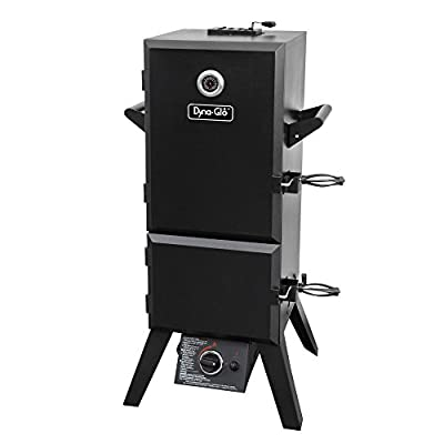 Dyna-Glo Double Door Vertical Smoker-15 by Dyna-Glo