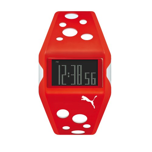PUMA Men's PU90005B0297H38 Digital Flow Watch