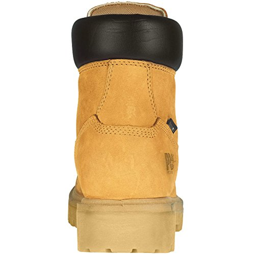 Timberland PRO Mens Direct Attach Six-Inch Soft-Toe Boot Wheat 2b3qwc