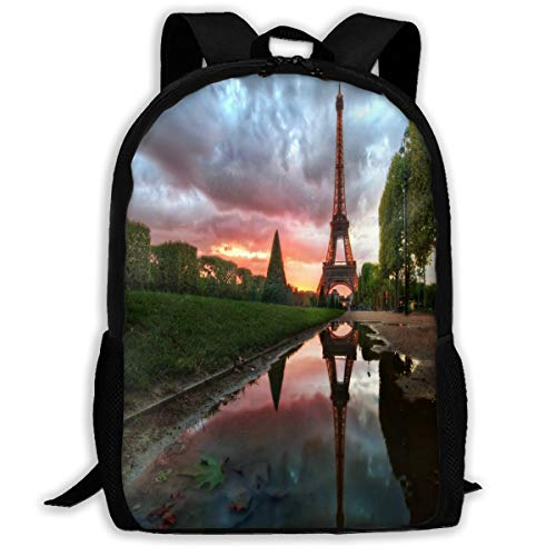 Backpack Full HD Wallpaper Zipper School Bookbag Daypack Travel Rucksack Gym Bag For Man Women