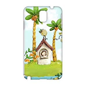 Evil-Store Cartoon warm picture 3D Phone Case for Samsung Galaxy Note3