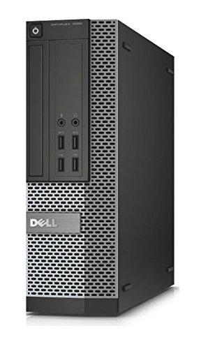 Dell OptiPlex 7020 SFF PC (Intel Core i3-4160 3.6 GHz, 4 GB RAM, 500 GB HDD, DVD-RW, LAN, Integrated Graphics, Windows…