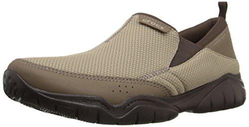 3aa8626fb338 Aeropost.com Panamá - Crocs Mens Swiftwater Mesh Moc SlipOn Loafer