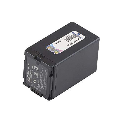 Bateria para Filmadora Hitachi CGR-D08A Profissional (4x)