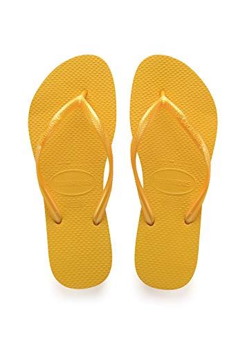 Infradito Slim Donna Havaianas banana Yellow Hw8OAXBgq