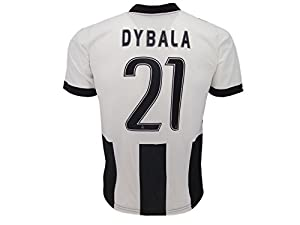 4eed6adfc78 ... T-Shirt Jersey Futbol Juventus Paulo Dybala 21 Replica Authorized Adult  Child ...