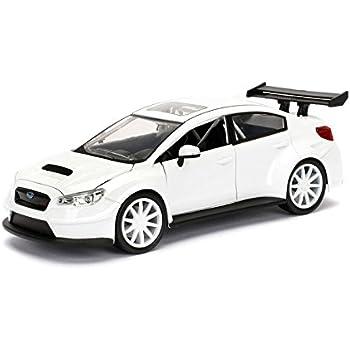 Jada Toys Fast U0026 Furious 8 Diecast SUBARU WRX STI Vehicle (1:24 Scale