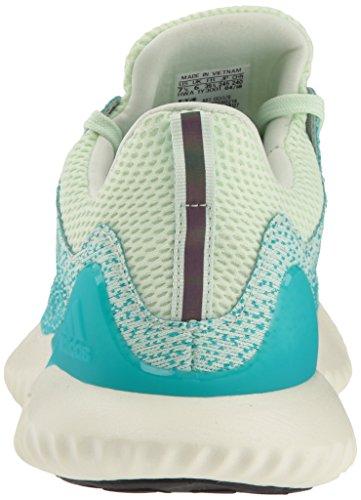 Aqua Adidas Beyond Alphabounce white hi Aero Green Tint res Femme wHzq1