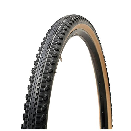 Price comparison product image Soma Fabrications Cazadero K tire,  700x42c - black / skinwall - 45522