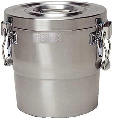 サーモス 18-8 保温食缶 シャトルドラム GBB-14CP(パッキン付) 7333210