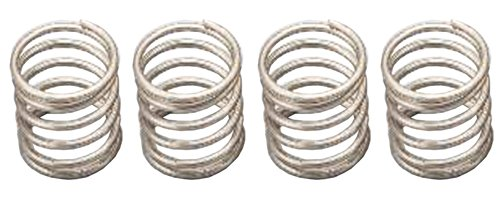 Yokomo YS-2-5 Standard Spring Drift Package Kit, Silver