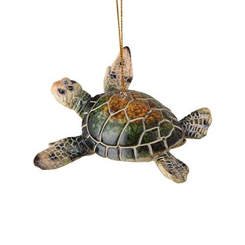 GALLERIE II Cozumel Reef Sea Turtle Hanging Ornament