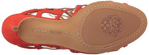 Orange Femme Noir Sandales EU 36 5 pour Orange Vince Camuto Noir Blood xRwqYtp7