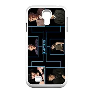 Samsung Galaxy S4 9500 Cell Phone Case White NCIS Unique Phone Case Cover For Guys CZOIEQWMXN28987