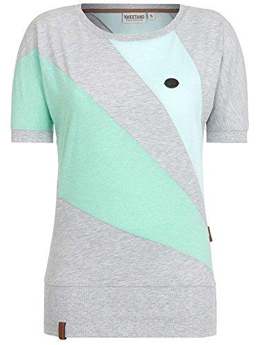 Specki T Naketano Mel Shirt Grey W Chan II 7zxPUq