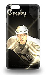 Iphone 3D PC Case For Iphone 6 With Nice NHL Pittsburgh Penguins Sidney Crosby #87 Appearance ( Custom Picture iPhone 6, iPhone 6 PLUS, iPhone 5, iPhone 5S, iPhone 5C, iPhone 4, iPhone 4S,Galaxy S6,Galaxy S5,Galaxy S4,Galaxy S3,Note 3,iPad Mini-Mini 2,iPad Air )