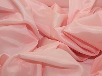 60 wide Anti-Static Dress Lining Fabric Light Pink - per