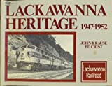 img - for Lackawanna Heritage 1947-1952 (Carstens heritage series) book / textbook / text book