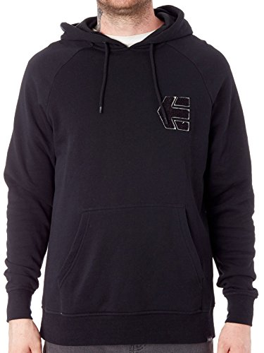 Etnies Men's Breakers Hoody Pullover Sweatshirts,Medium,Black (Etnies Mens Sweatshirt)
