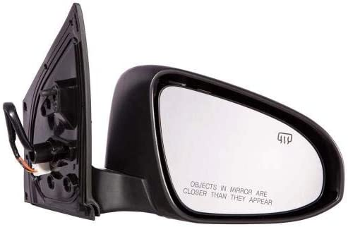 Amazon Com Go Parts For 2014 2019 Toyota Corolla Side View Mirror Assembly Cover Glass Right Passenger Side 87910 02g11 C0 To1321295 Replacement 2015 2016 2017 2018 Automotive