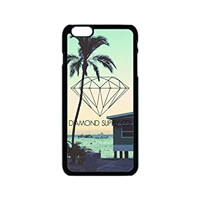 "Diamond Supply co iPhone 6 Case,Diamond Supply co ""Paradise"" Case for iPhone 6 or iPhone 6s (4.7 inch)"