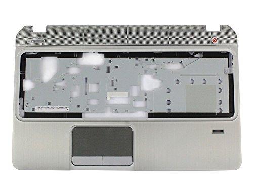 Cover Palmrest Top (Ivos Replacement Laptop Silver Palmrest Top Cover Upper Case without Touchpad Sensor Board for HP Pavilion Envy M6 M6-1000 M6-1125dx M6-1035dx M6-1009DX AP0R1000410 705196-001 690232-001)