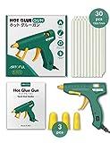 Hot Glue Gun with Glue Sticks, ARTOFUL 40W Mini Hot