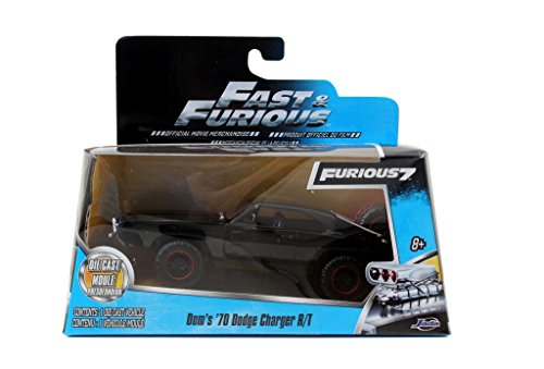 Fast Furious 7 Dom's Dodge Charger R/T Off Road 1:32 Scale (Fast And Furious 7 Dodge Charger Off Road)