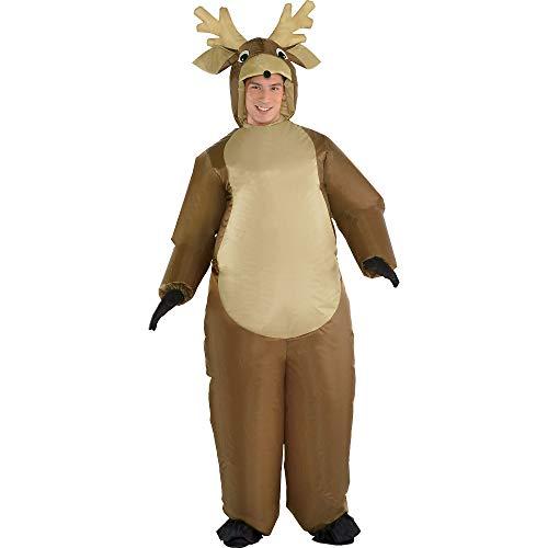 Inflatable Reindeer Costume - Adult Standard]()