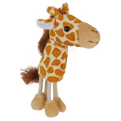 The Puppet Company Giraffe Finger Children Toys Puppets,: Toys & Games