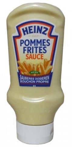 Heinz - Pommes Frites Sauce - 500ml/500g