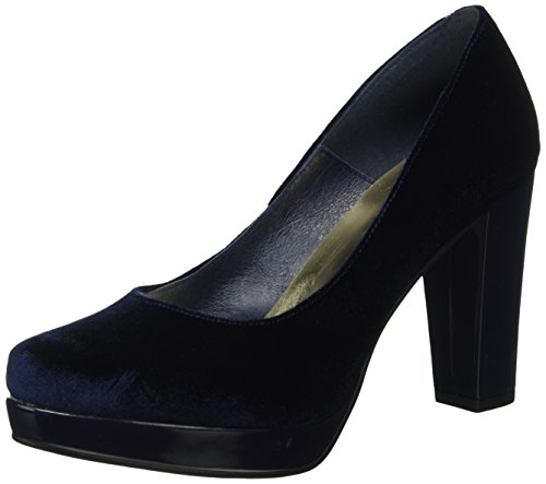 Alberte Femme Navy Shoe Escarpins Bear V the Bleu xA8ZXqBw