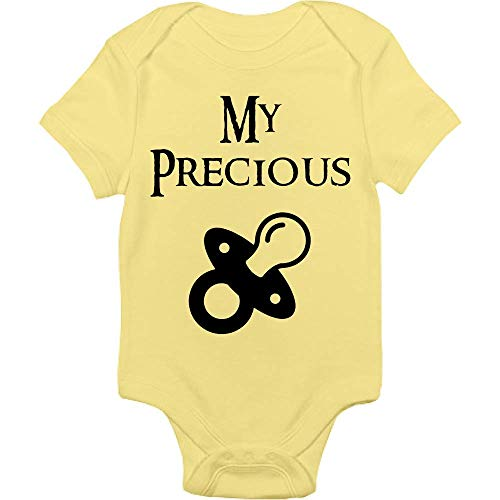Lord Of The Rings Bodysuit - My Precious - Handmade Baby Cloths For Boys And Girls - Baby Shower Gift Idea (Precious Ring Lord Of The Rings Quote)