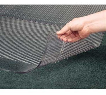 Cactus Mat 3545R-3 Gripper Back Runner Carpet Protector by Cactus Mat
