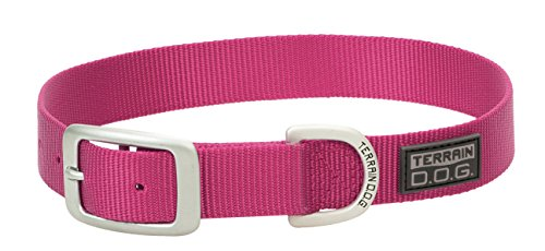 (Terrain D.O.G. Nylon Single-Ply Dog Collar)