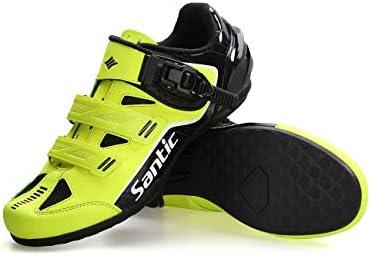 Santic Cycling Shoes Men SPD Spin