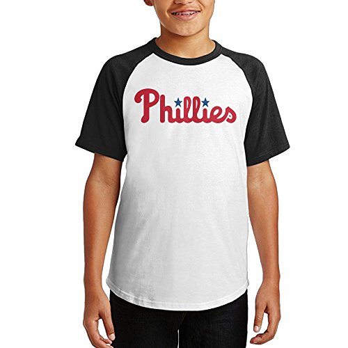 philadelphiaph-illies-t-shirts-for-youth-black
