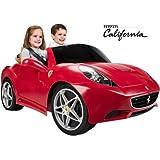 Feber Ferrari California 12V Battery Powered Car