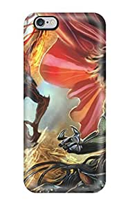 Durable Defender Case For Iphone 6 Plus Tpu Cover(witchblade Comics Anime Comics)
