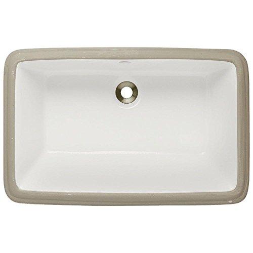 Bisque Porcelain Sink - 5