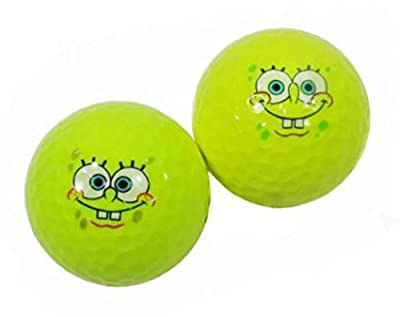 Wilson SpongeBob AAAAA Pre-Owned Golf Balls