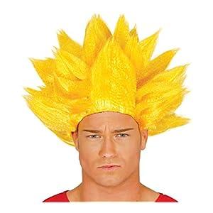 Peluca de Goku