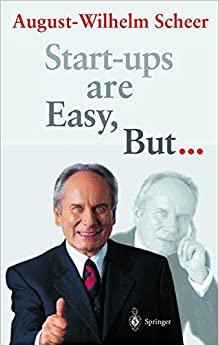 Book Start-ups are Easy, But...