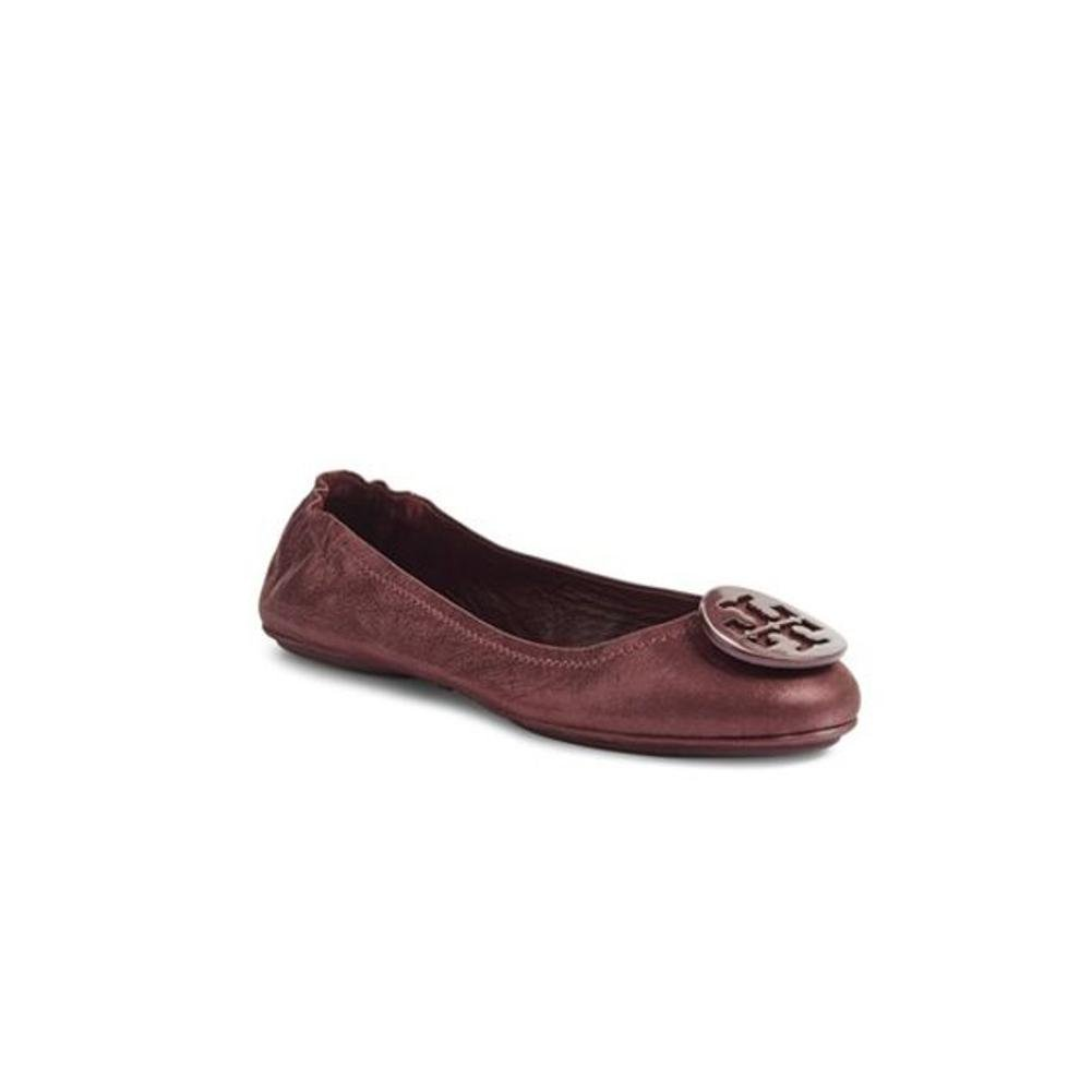 1bb76c78ba503e Tory Burch Minnie Travel Ballet Flats