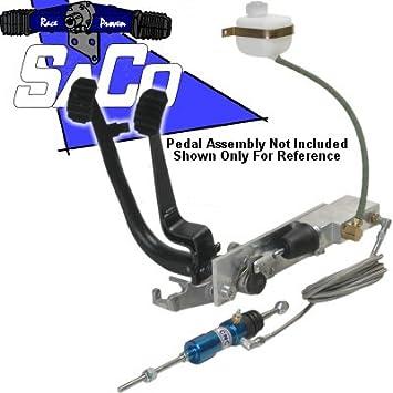 Kit de eliminación de cable de embrague Saco para cochecitos de bebé, triciclo, o manx, convierte el embrague en hidráulico: Amazon.es: Coche y moto