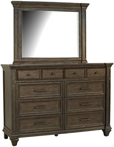 A-America Gallatin 8 Drawer Dresser