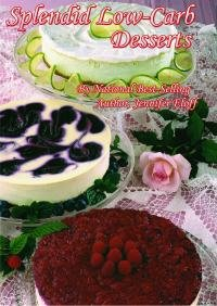 Splendid Low-Carb Desserts