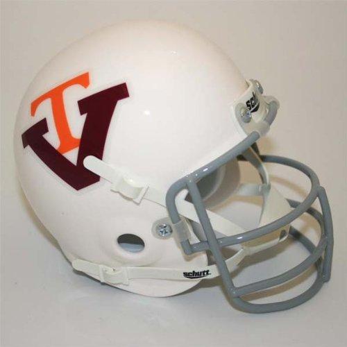 (Schutt Virginia Tech Hokies (1974) Mini Throwback Football Helmet from)