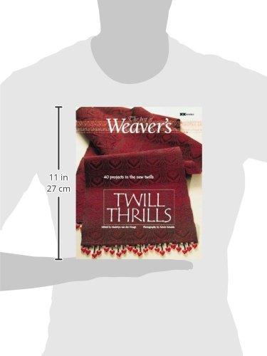 Twill Thrills: The Best of Weaver's (Best of Weaver's series)