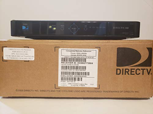 AT&T Directv H24 HD Receiver